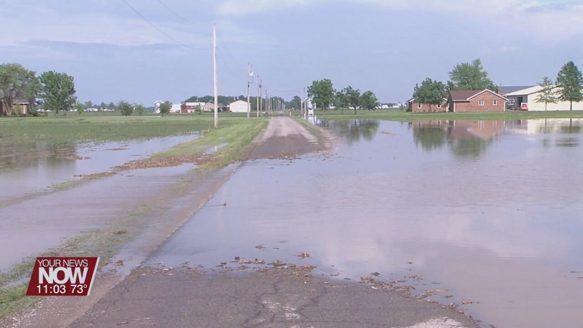 Flooding causes roadways to close in Putnam County