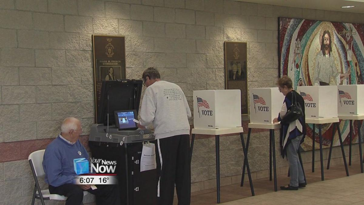Voter Registration for the Primary Election