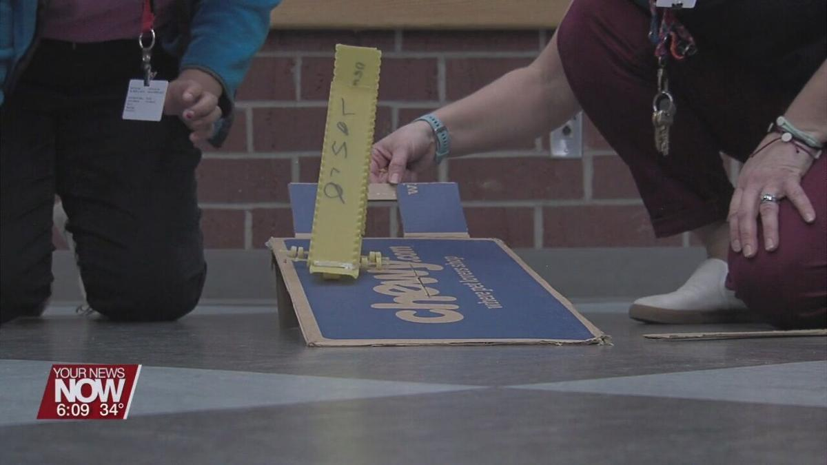 New after-school program at Lima West Middle School