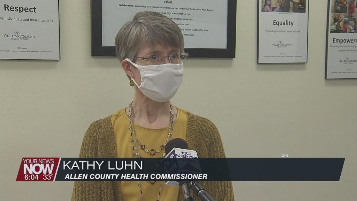 ACPH: last week's vaccine shipment delayed thanks to winter weather