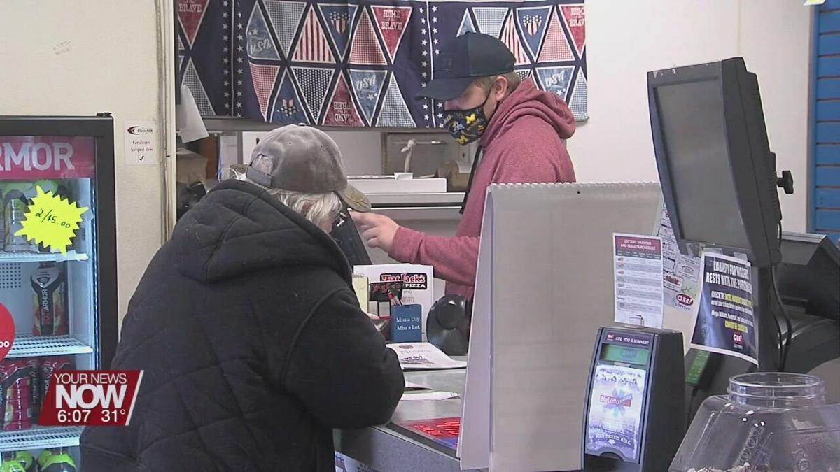 Enormous jackpot numbers bring in more lottery ticket sales