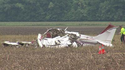Two fatalities confirmed in plane crash near Gomer 1.jpg