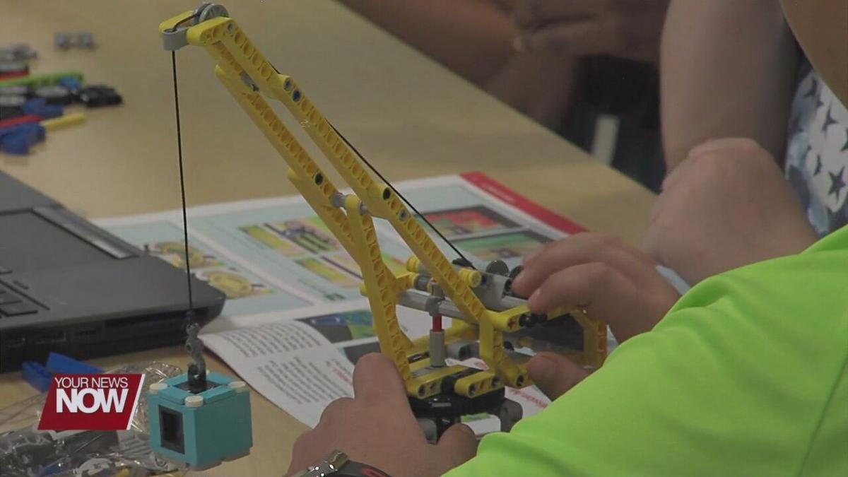 Lima YMCA begins fall 2021 Lego League Challenge