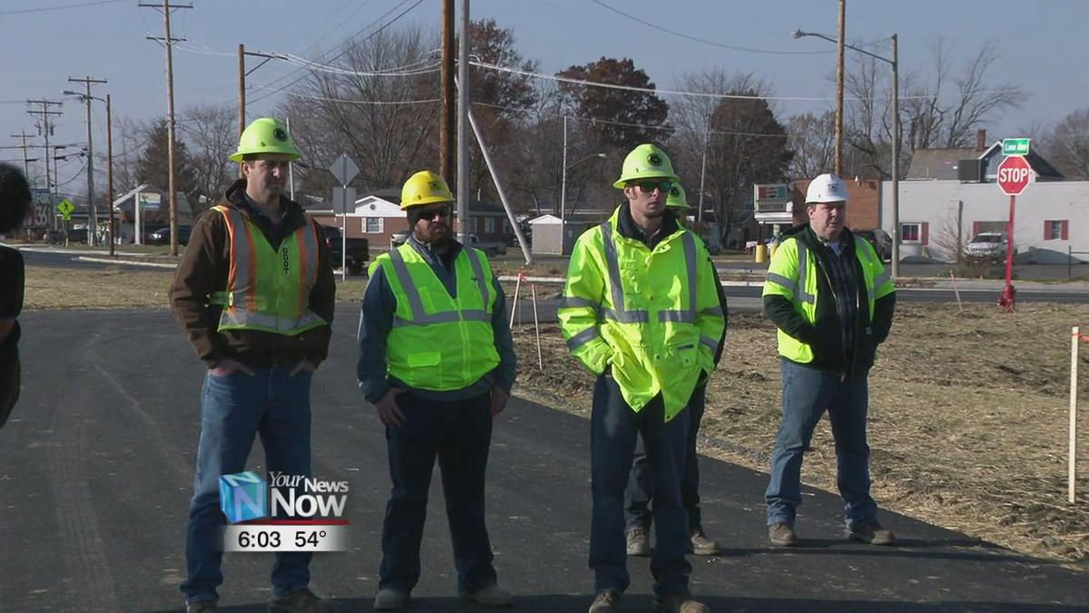 Major portion of I-75 Findlay project completed with reopening of Lima Avenue
