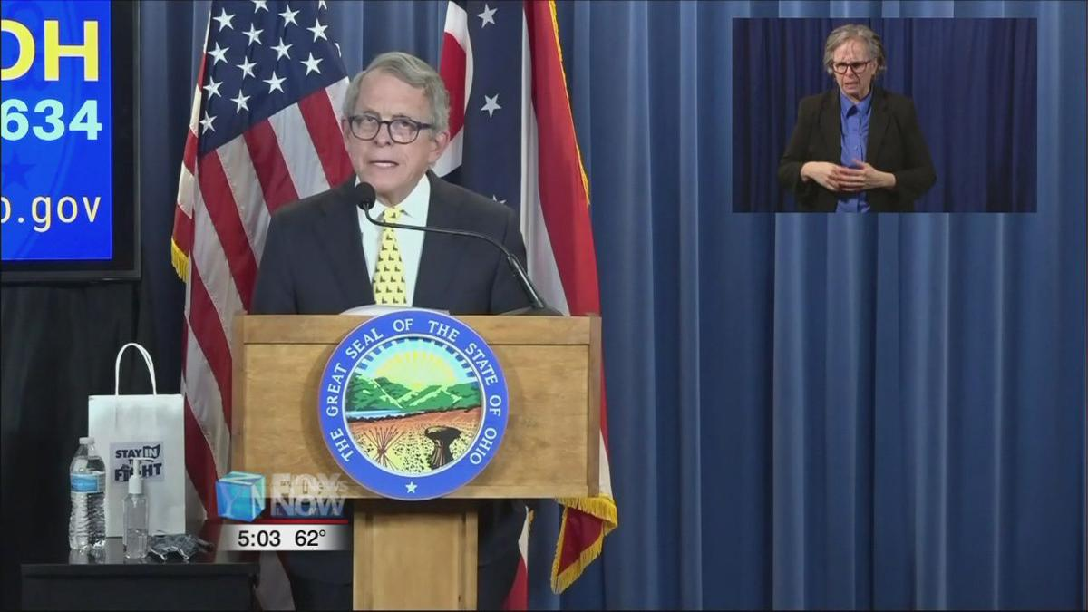 Health disparities, wedding receptions, and banquets discussed at Governor's briefing