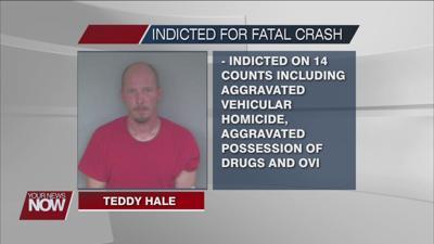 Darke Co. man gets indicted on 14 charges for  Mercer Co. fatal car crash