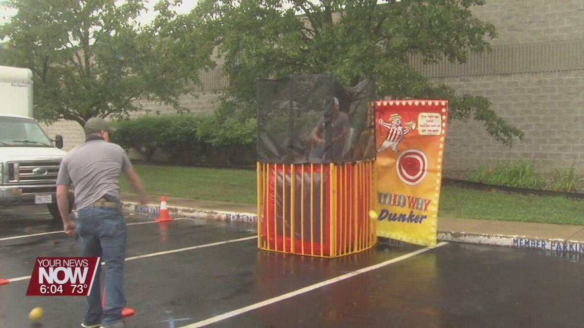 Midwest Shooting Center holds family summer block party