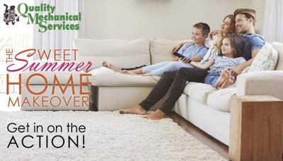 Quality Mechanical Services Sweet Summer Home Makeover