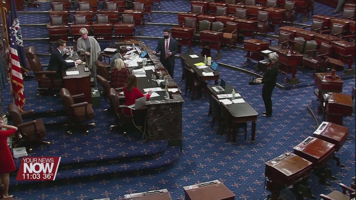 U.S. Senate votes to override Pres. Trump's veto of NDAA