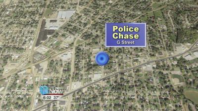 Lima man and woman arrested after Findlay Chase