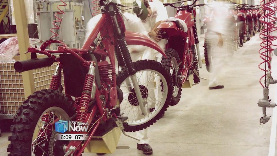 Honda in Marysville celebrates four decades of manufacturing