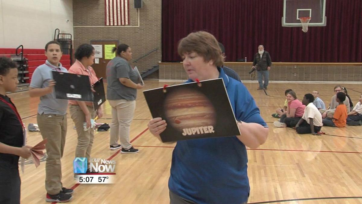 The Armstrong Air and Space Museum visits Lima North Middle School 1.jpg
