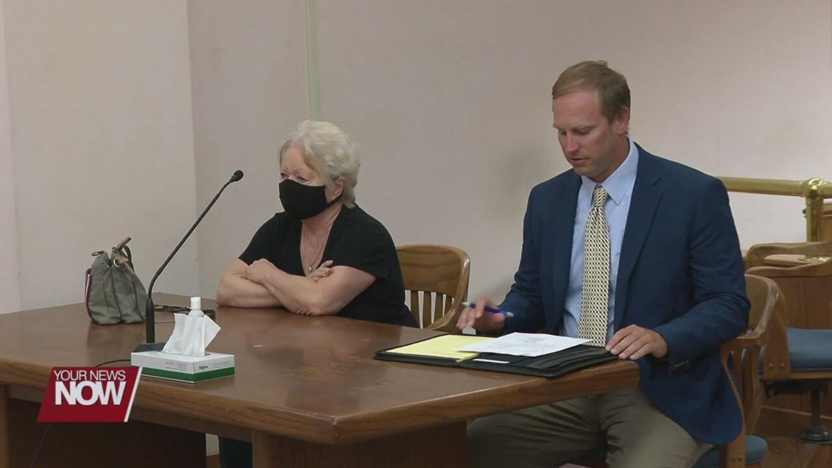 Former Lima Deputy Clerk who pled guilty to theft in office and communication fraud appears for hearing