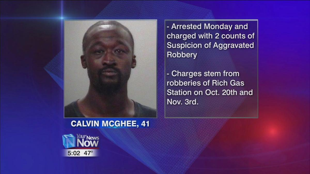 Lima man charged with robbing gas station twice in two weeks