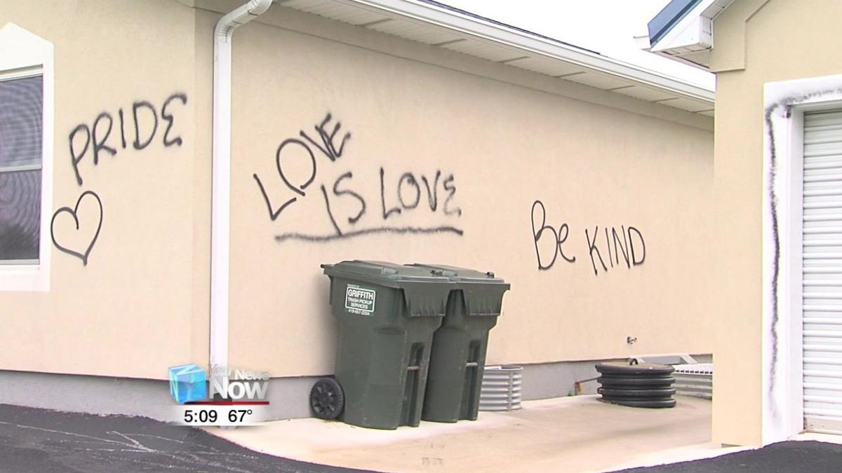 Vandalism of New Life Assembly being investigated as a hate crime 2.jpg