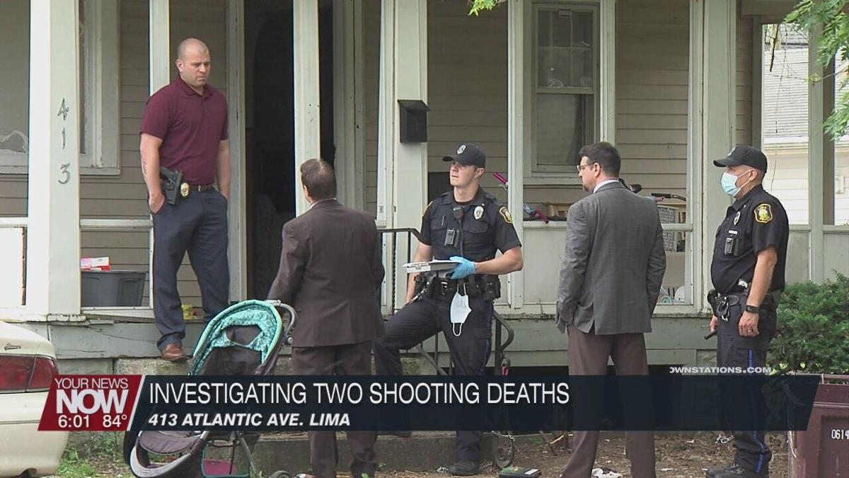 Lima Police Department investigating the shooting death of man and woman