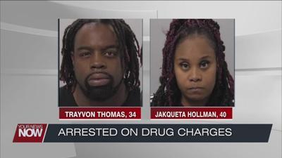 Arrests made during investigation into pressed Fentanyl pills