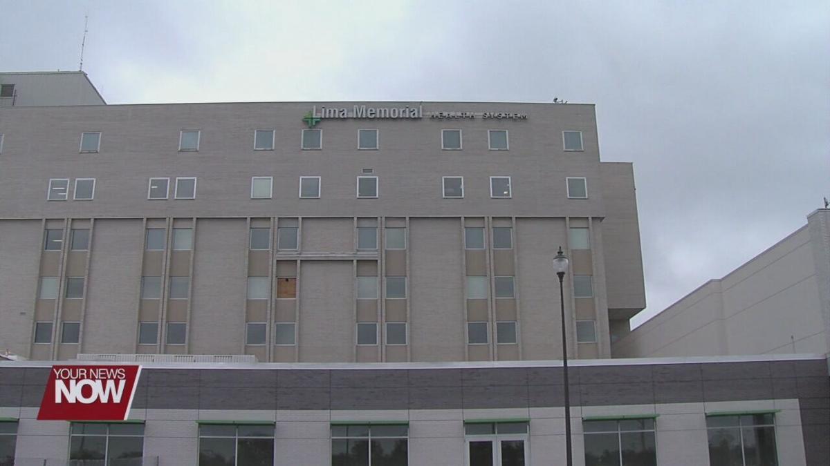 Lima Memorial, St. Rita's discuss increase in COVID patient numbers