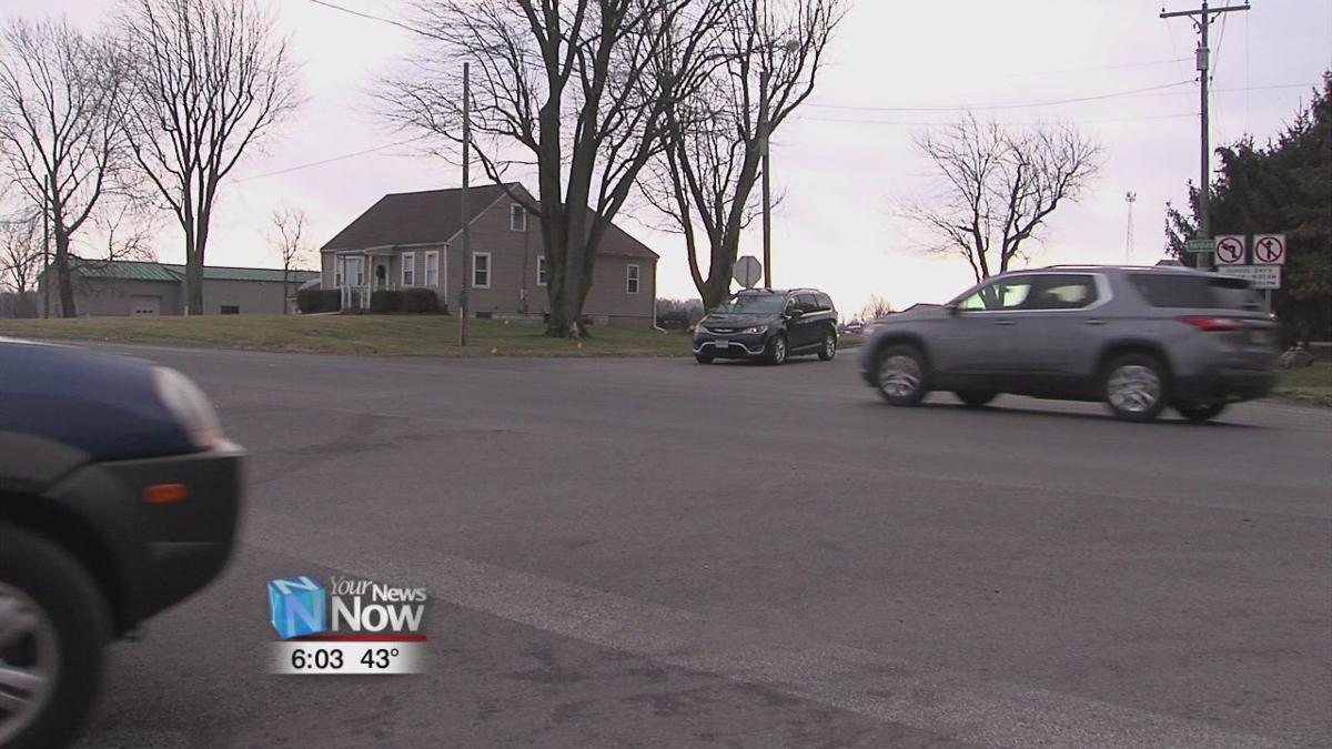 Intersection improvements to address safety issues