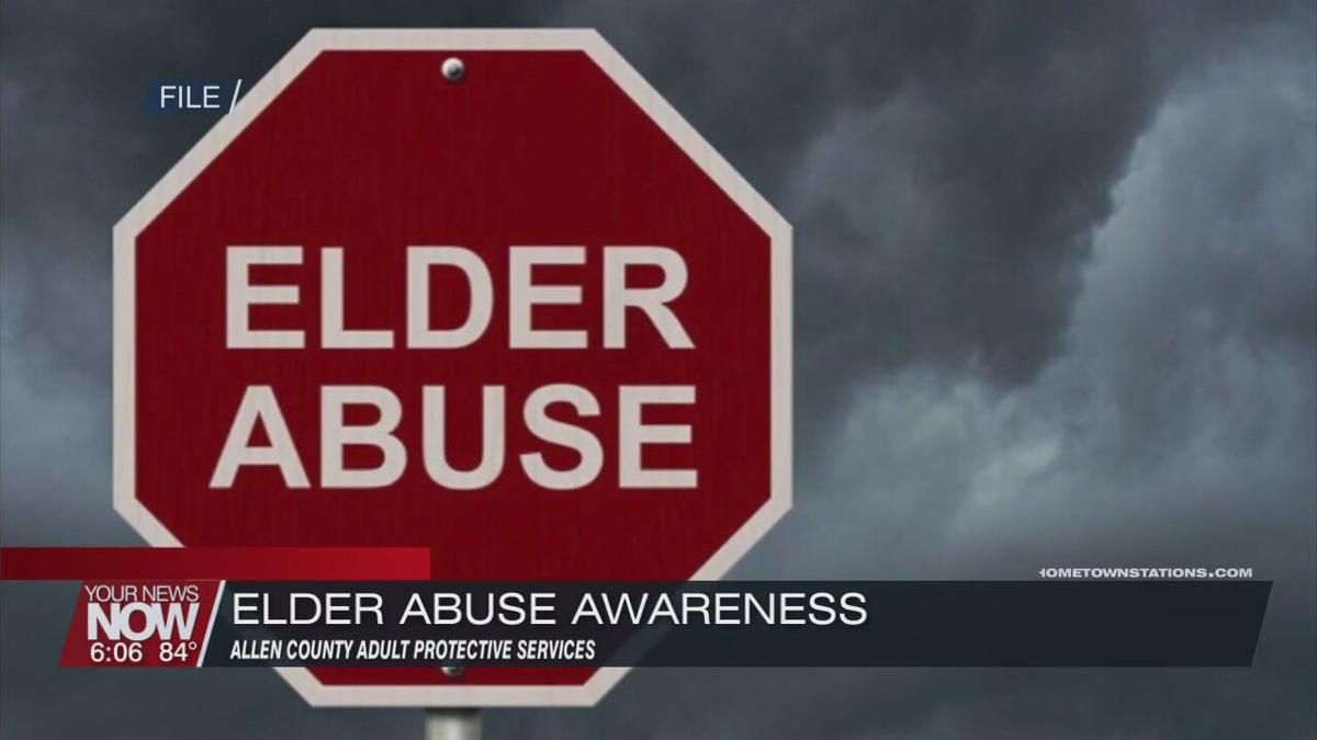 Wear Purple on June 15th to show your sign of unity to stop elder abuse
