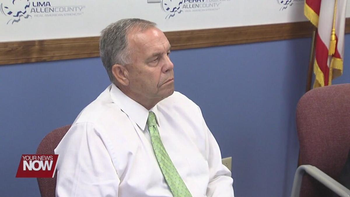 Former commissioner Jay Begg passes away