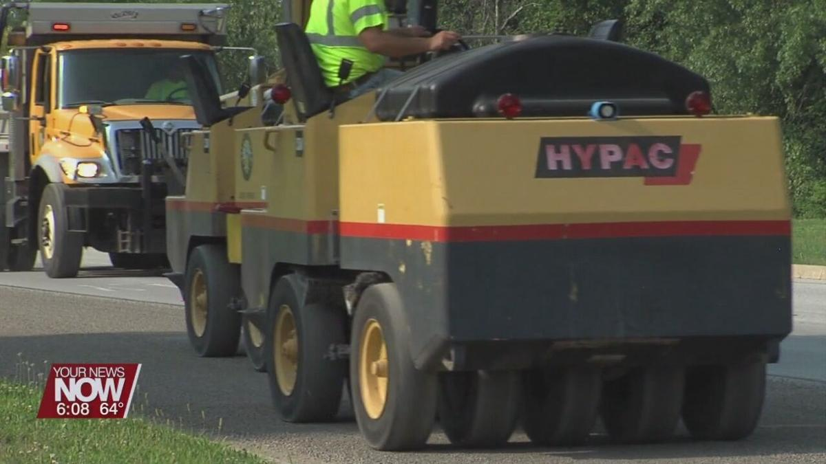 Nearly 75 miles of roads within Allen County to see paving or resurfacing done in 2021