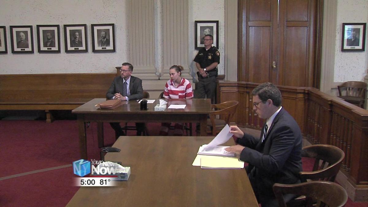 Fort Jennings mom changes plea to guilty for charges involving the death of her toddler 1.jpg