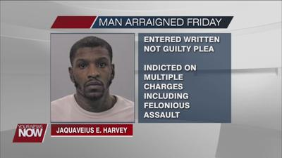 Man indicted in two cases arraigned in Allen County Common Pleas Court