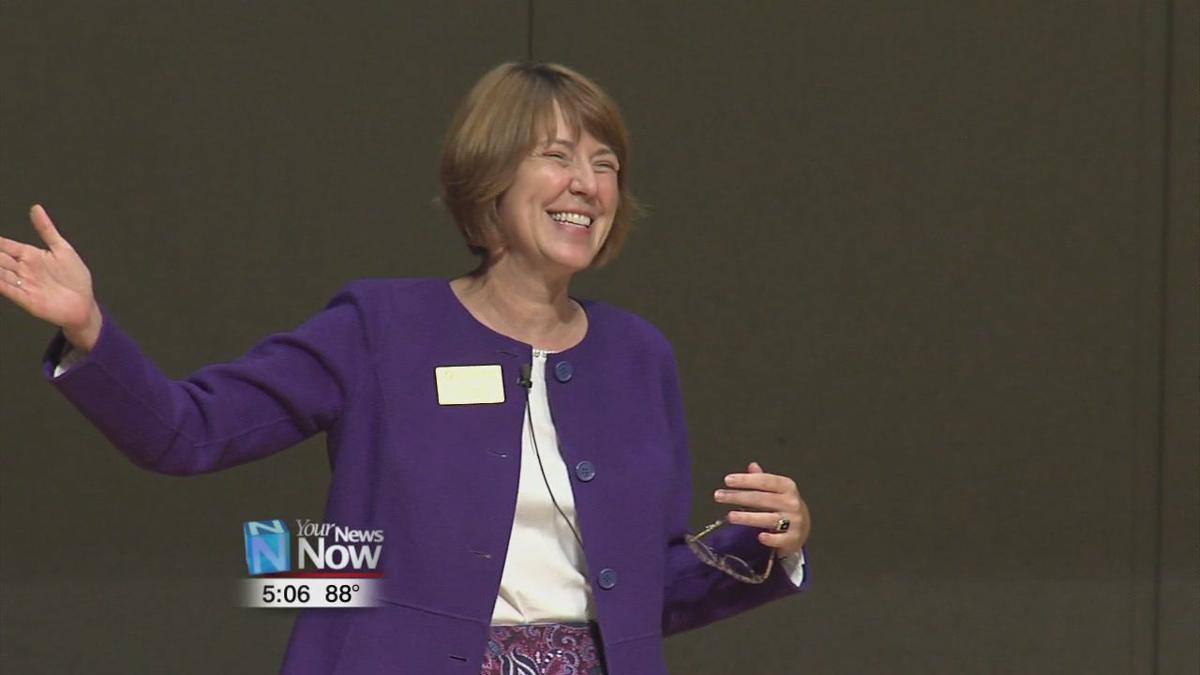 Bluffton University president highlights future plans for the school 2.jpg