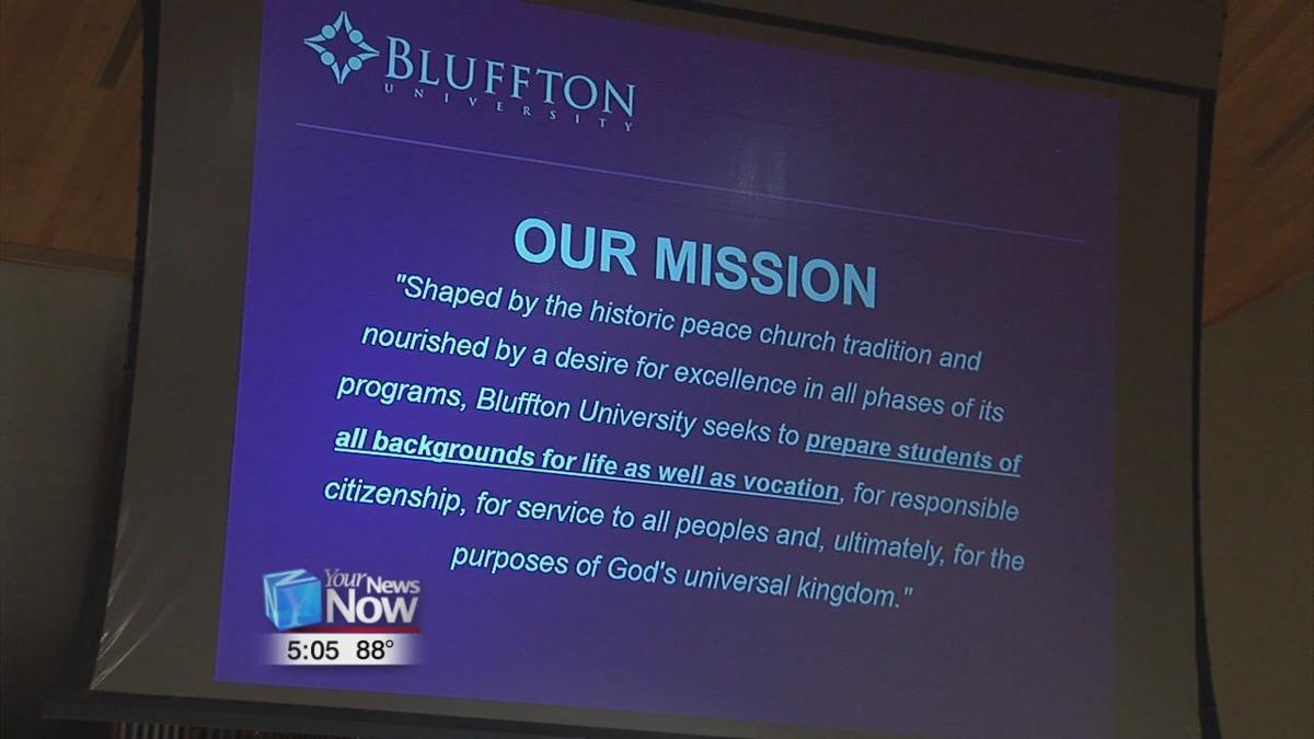 Bluffton University president highlights future plans for the school 1.jpg