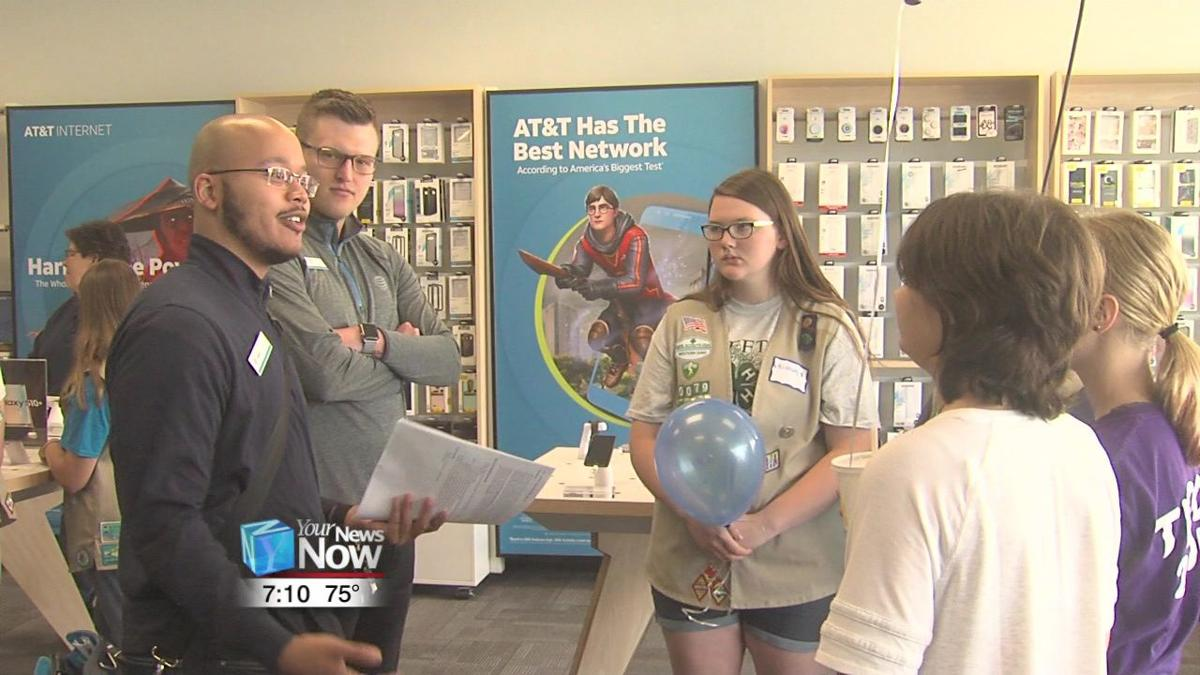 AT&T holds internet etiquette event for Girl Scouts.jpg