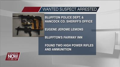 Man wanted in Detroit homicide investigation arrested in Hancock County
