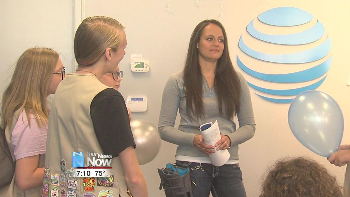 AT&T holds internet etiquette event for Girl Scouts1.jpg