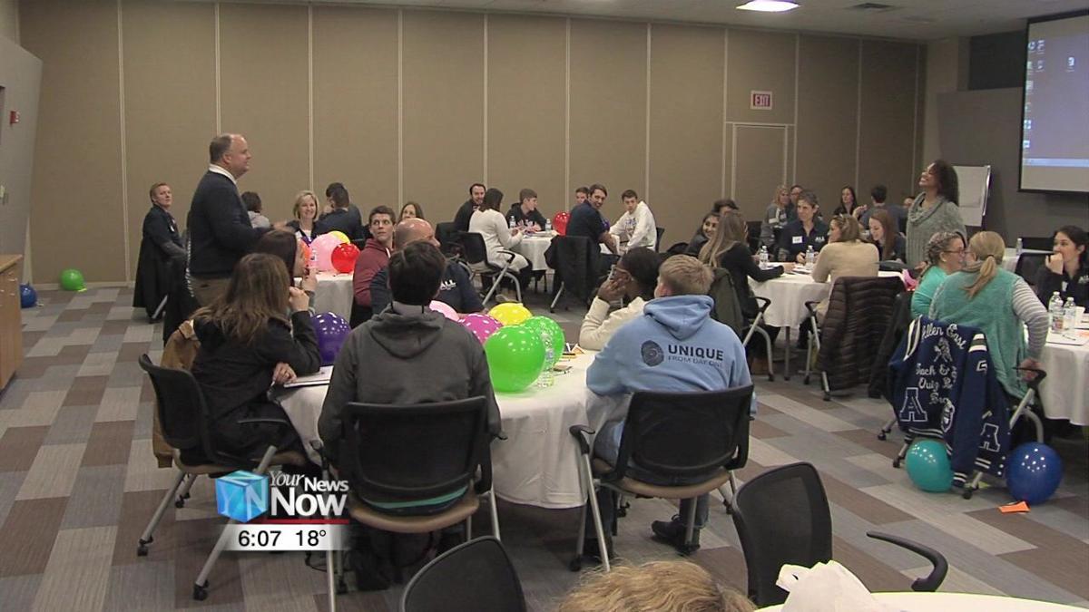 Allen Lima Leadership members learn about diversity 2.jpg