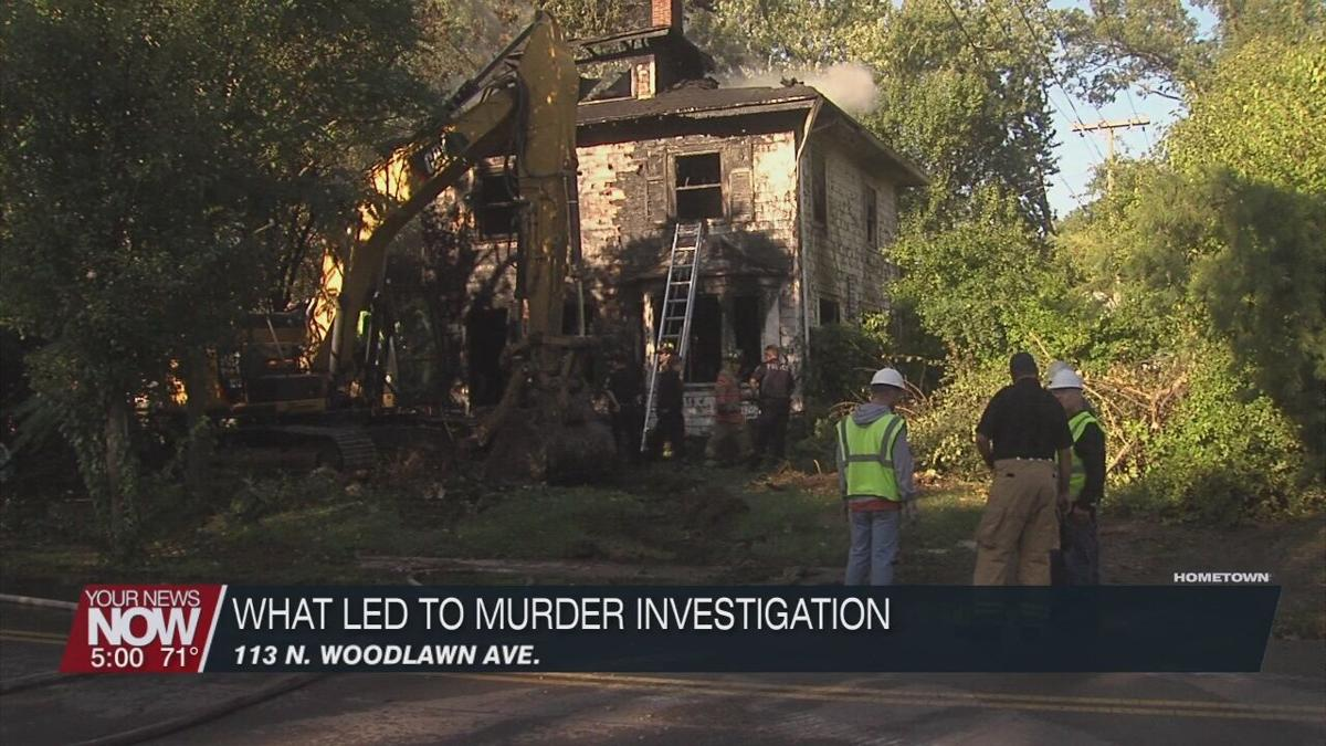 Auglaize County Sheriff's Office assists in starting investigation into Woodlawn fatal fire