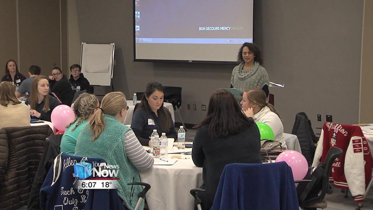 Allen Lima Leadership members learn about diversity 1.jpg