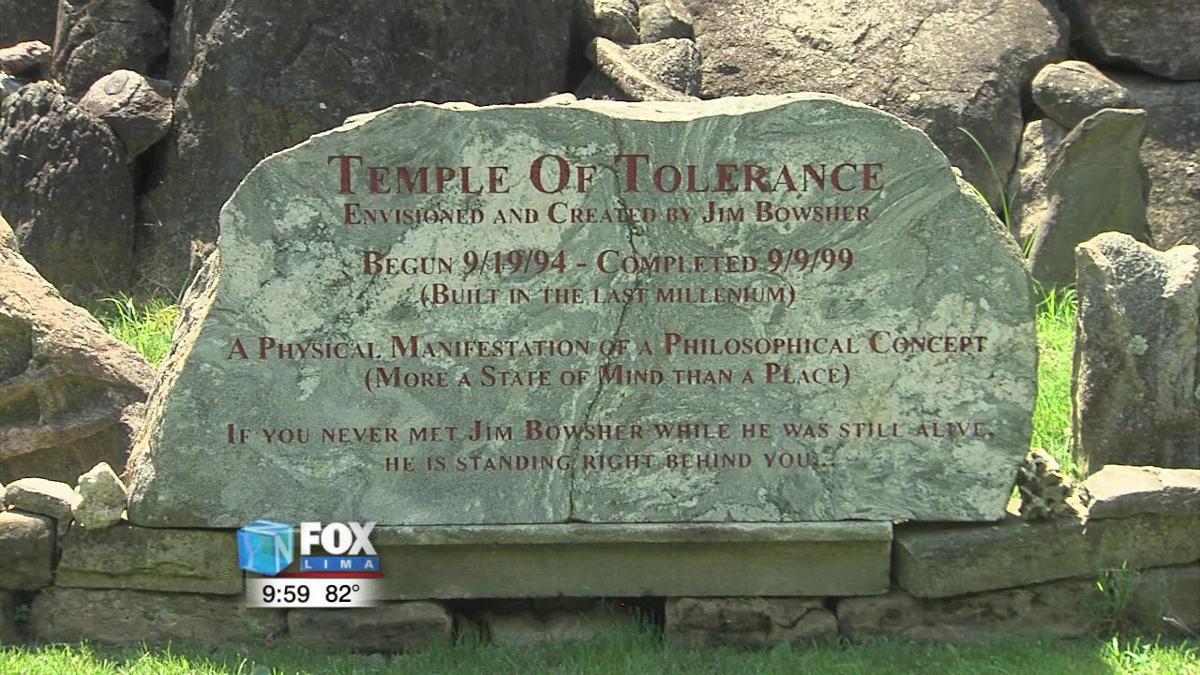 Owner of Temple of Tolerance in Wapakoneta seeks vandalism suspect 2.jpg