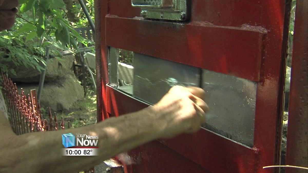 Owner of Temple of Tolerance in Wapakoneta seeks vandalism suspect 1.jpg