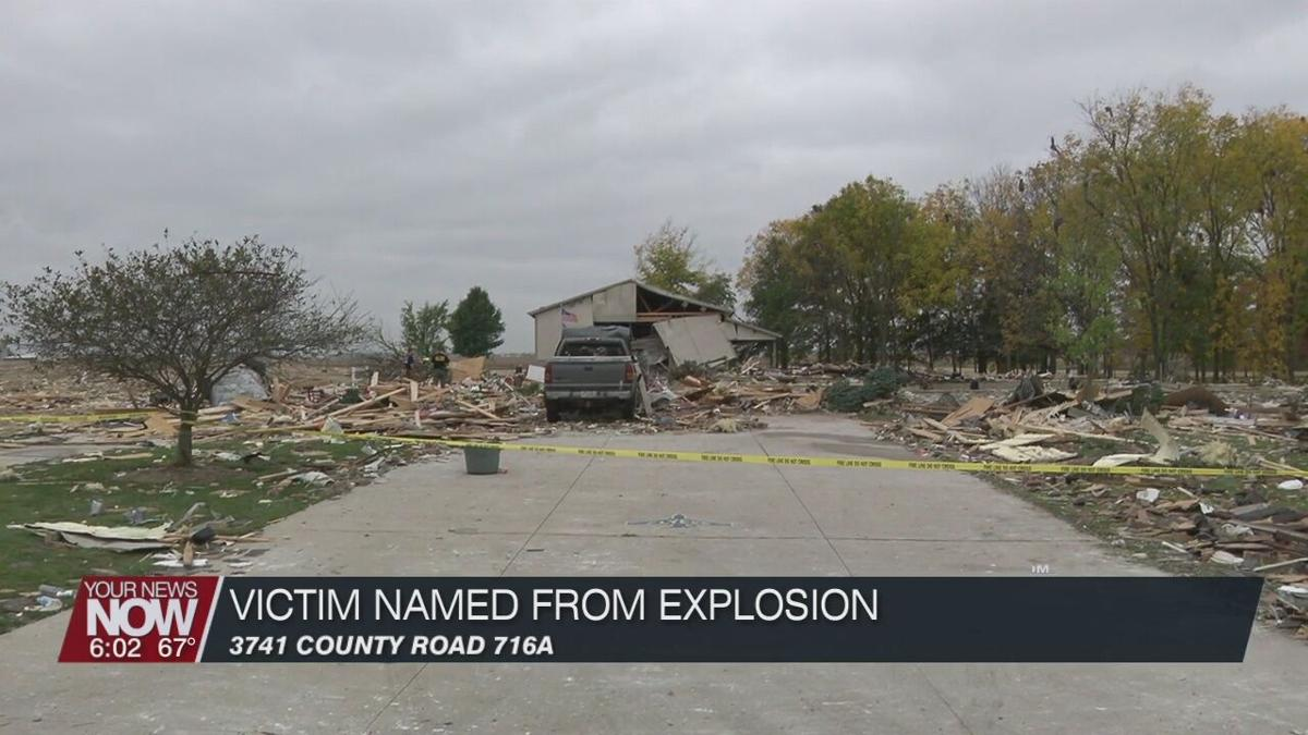 Home explosion in Mercer County believed to be caused by propane
