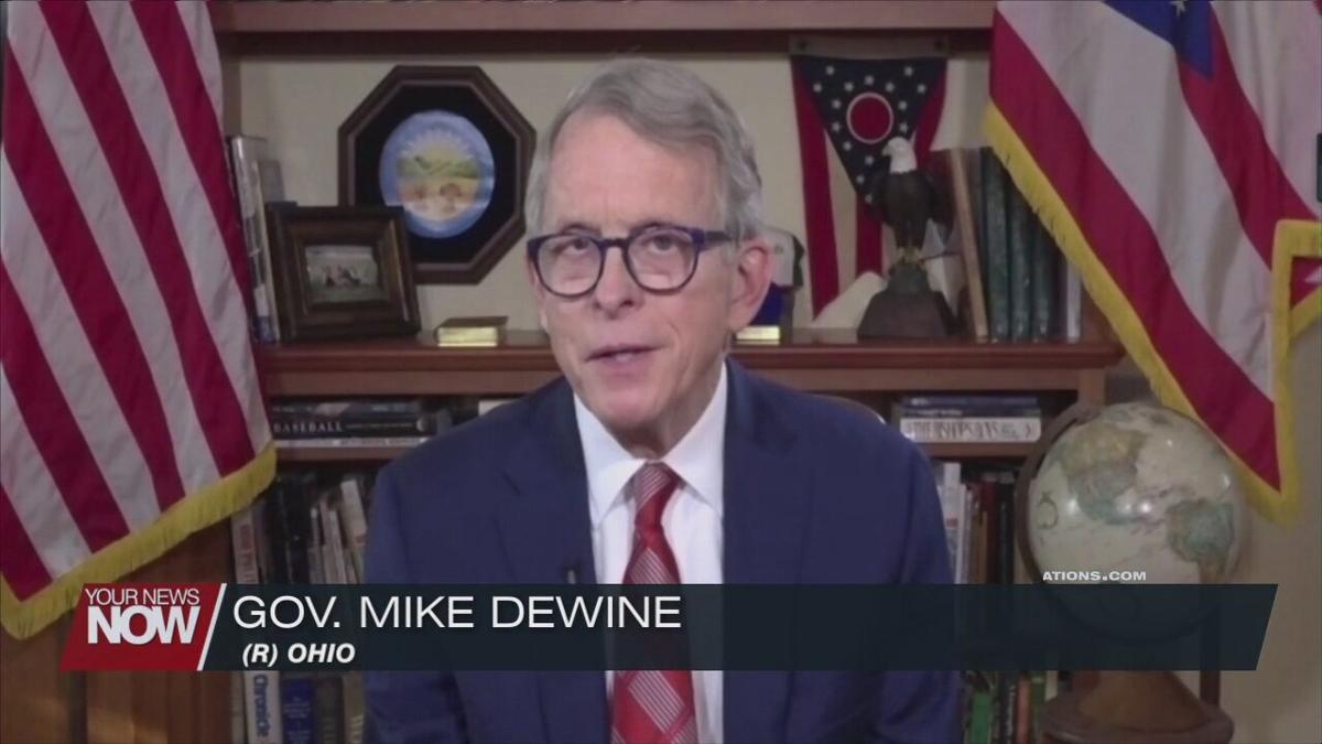 One on one interview with Gov. Mike DeWine