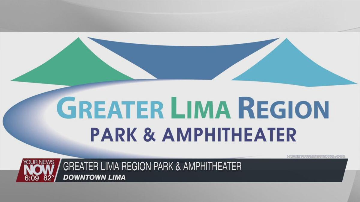 Downtown Lima Amphitheater official name and logo announced