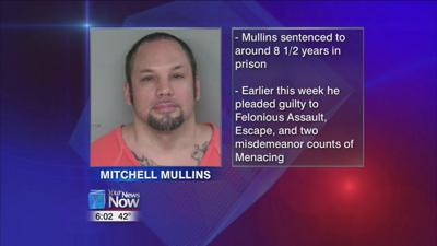 Man charged with felonious assault after hospitalizing his wife gets prison time