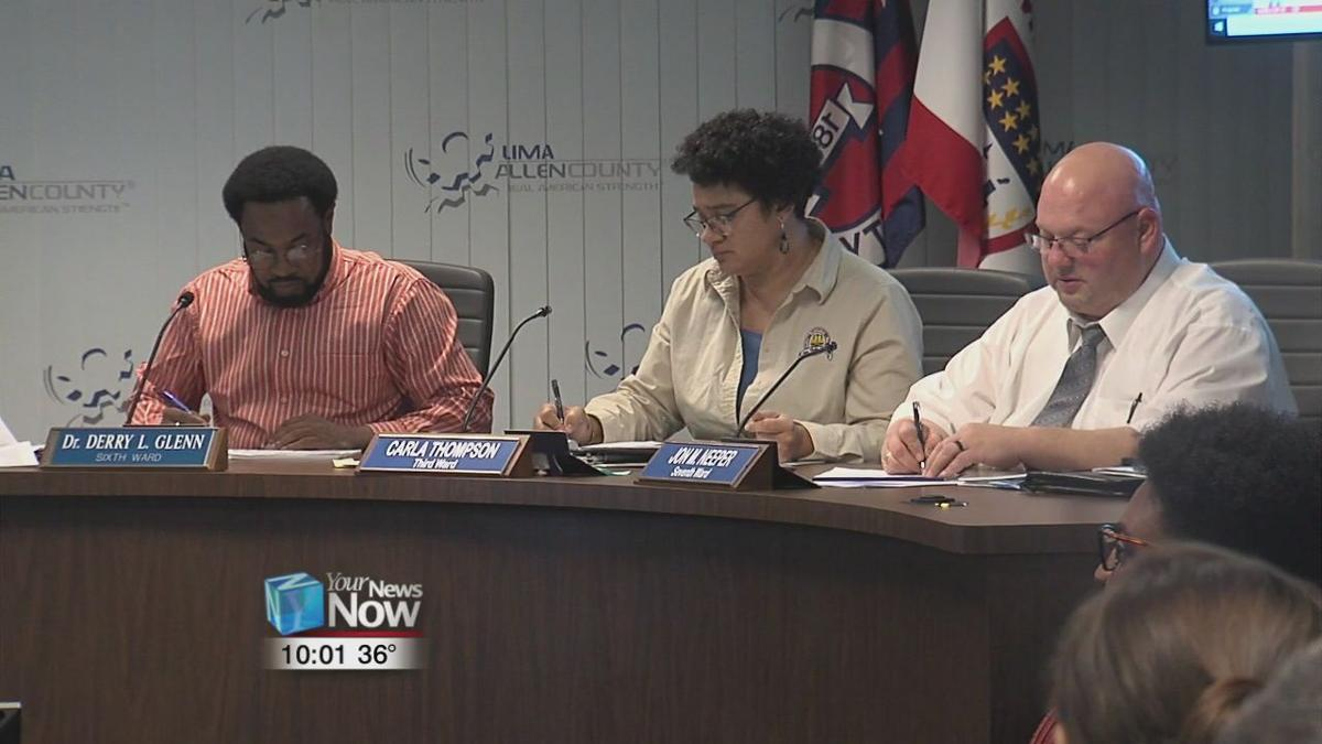 Lima City Council Finance Committee kicks off first day of budget hearings