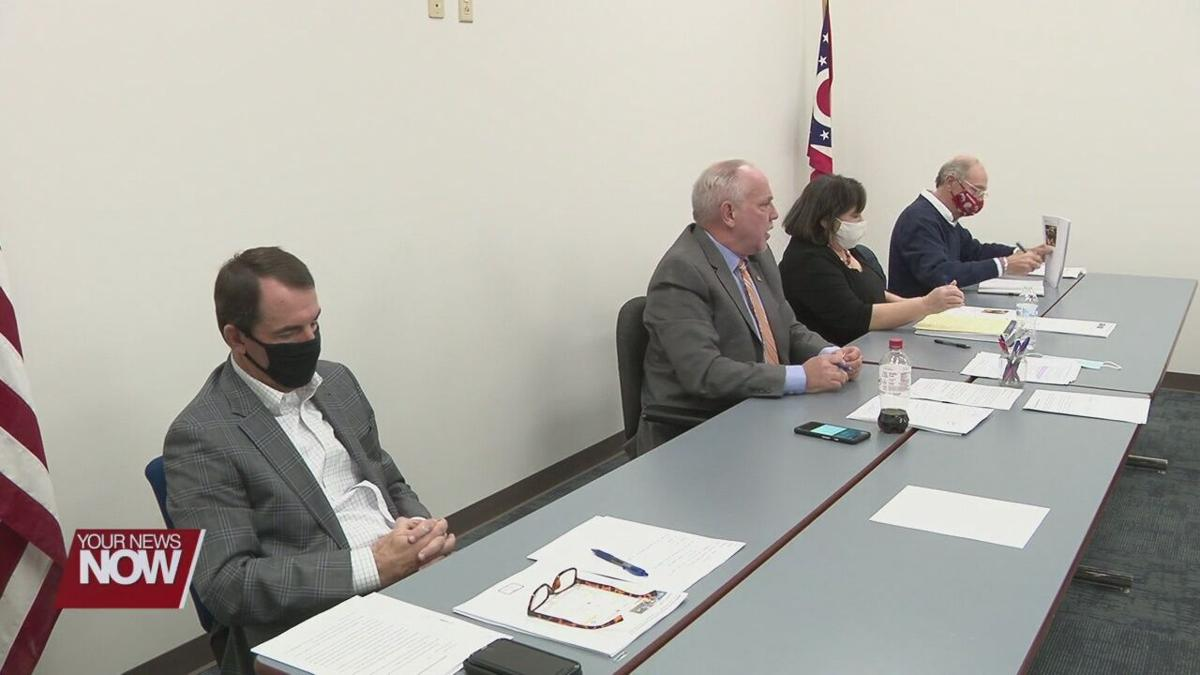 Lima City Law Director report states board of elections determines candidacy for election