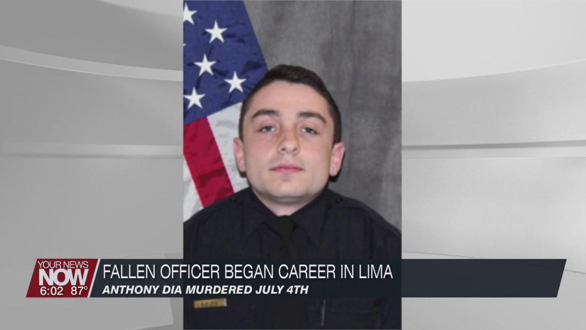 Fallen Toledo Police Officer began his career in Lima