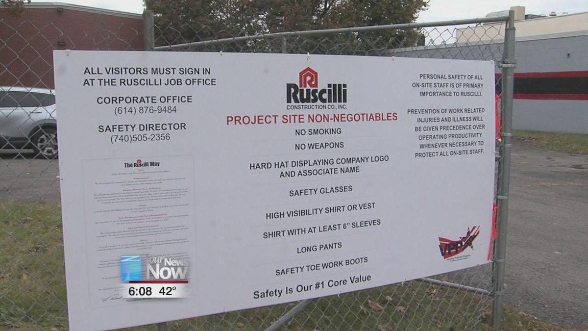 Demolition for new Spring Street Senior Loft apartments will soon begin