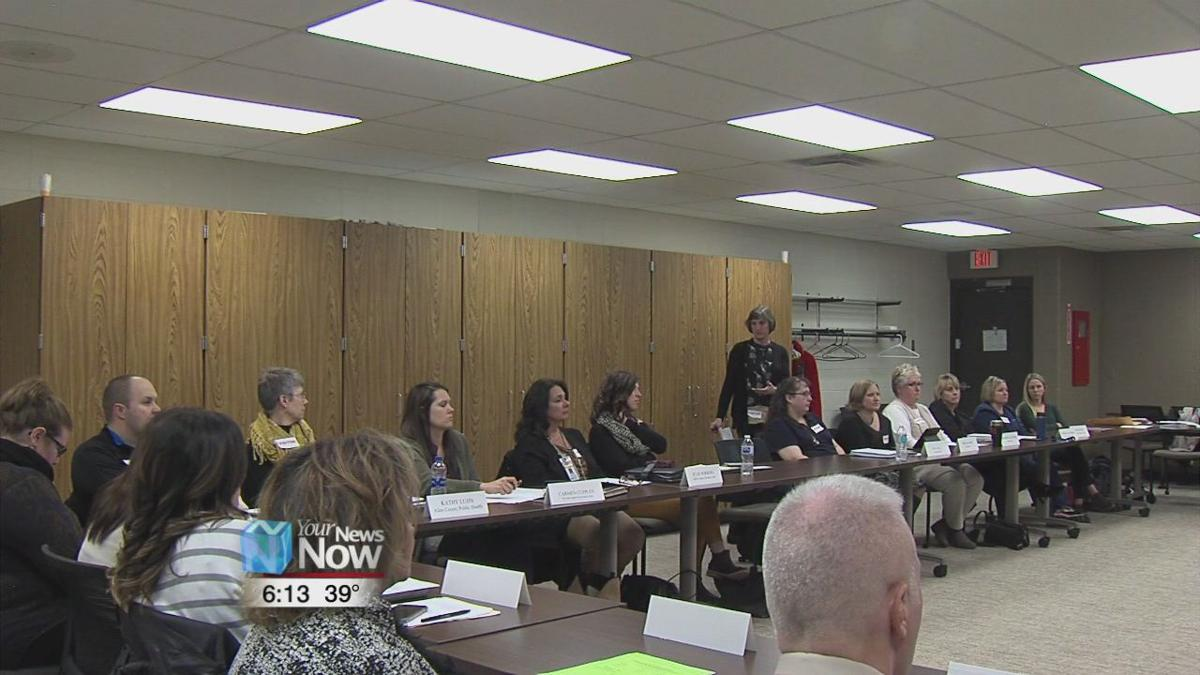 Allen County Family and Children First Council discuss plans for 2020