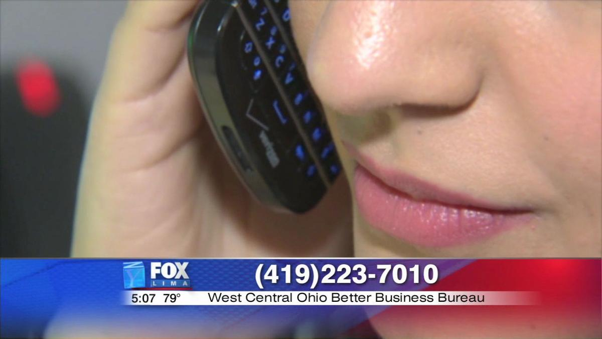 BBB warns of new phone scam going around the Lima area 1.jpg