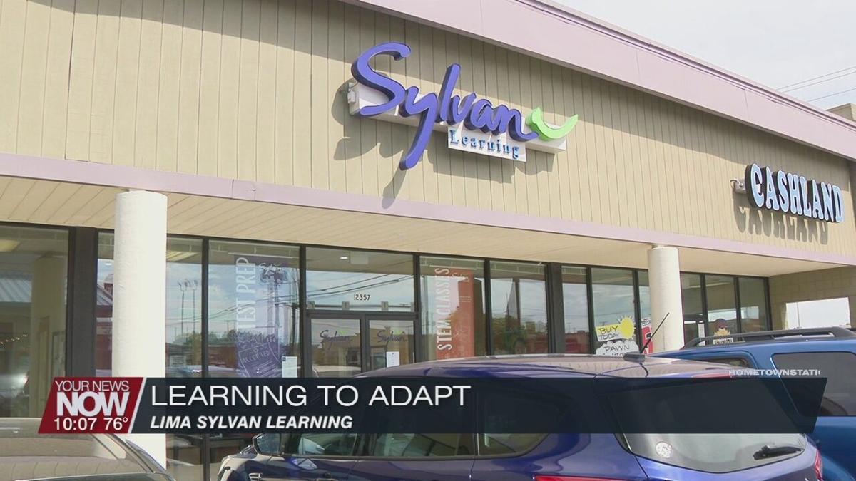 Lima Sylvan Learning Center adapting to pandemic