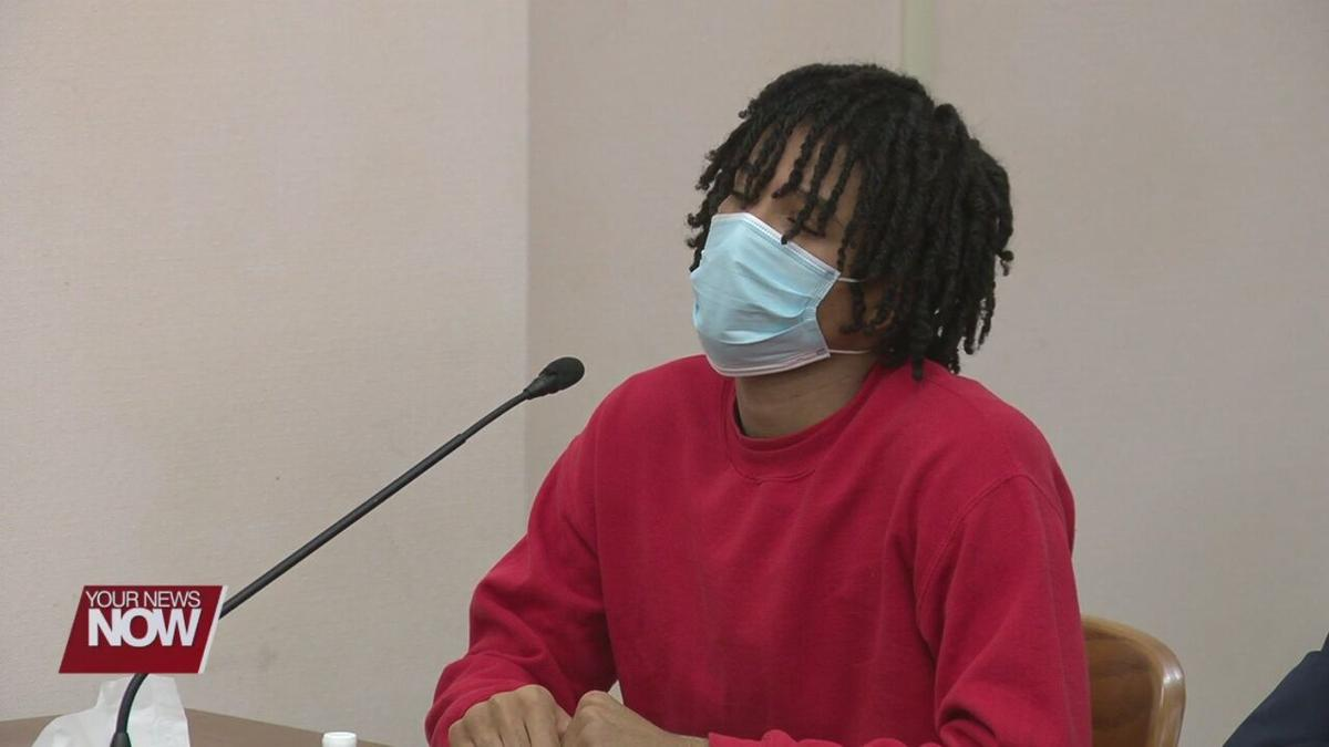 Lima teen suspected of robbery given one day release for grandmother's funeral